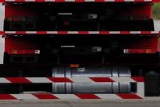 红岩牌CQ3316HXVG426B型平板自卸汽车图片