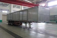 蒙凯12米33吨3轴铝合金厢式运输半挂车(MK9400XXYLH)