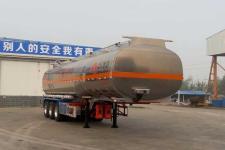万事达11.5米33.4吨3轴铝合金运油半挂车(SDW9408GYYC)