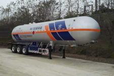 宏图13.3米24.4吨3轴液化气体运输半挂车(HT9409GYQA8)