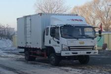 解放越野厢式运输车(CA2045XXYP40K50LT5E5A84)