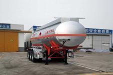万事达11.1米31.7吨3轴易燃液体罐式运输半挂车(SDW9408GRY)