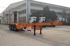 郑龙13.9米35.2吨3轴集装箱运输半挂车(JYC9401TJZ)