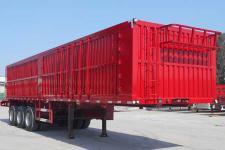 雨辰11米30吨3轴厢式运输半挂车(SCD9370XXY)