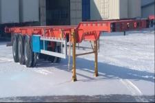 旭达14米35.1吨3轴集装箱运输半挂车(CFJ9403TJZ)