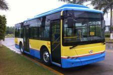 8.5米金龙XMQ6850AGBEVL7纯电动城市客车