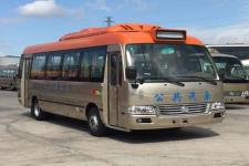 8.1米金旅纯电动城市客车