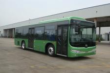 10.5米|22-36座北京纯电动城市客车(BJ6101B21EV)