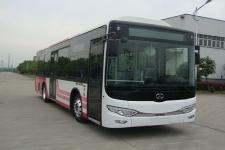 10.5米|22-36座北京纯电动城市客车(BJ6101B11EV)
