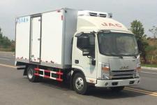 多士星牌JHW5040XLCH型冷藏车