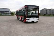 8.5米中国中车混合动力城市客车
