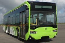 12米中国中车混合动力城市客车