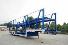 佰斯威13.6米12吨2轴乘用车辆运输半挂车(HD9201TCC)
