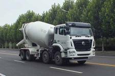 河南 森源牌SMQ5317GJBZ30型混凝土搅拌运输车