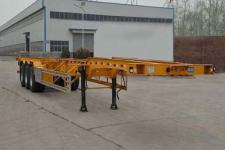 陆锋14米35吨3轴集装箱运输半挂车(LST9405TJZE)