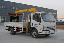 国五福田单桥随车吊5吨-12吨可选厂家直销