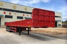 成星12米33.3吨3轴栏板半挂车(HCX9400)