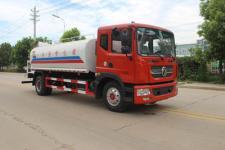 国五东风12吨洒水车