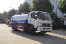 国五东风大多利卡10吨洒水车