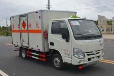 多士星国五单桥厢式货车61-87马力5吨以下(JHW5030XRYS)