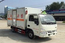 程力威国五单桥厢式货车95马力5吨以下(CLW5031XZWSH5)