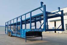 同强13.8米12吨车辆运输半挂车
