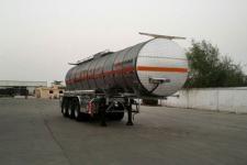 万事达10.1米32吨3轴氧化性物品罐式运输半挂车(SDW9402GYW)