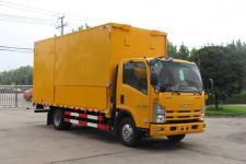 白鸟牌HXC5074XGC5型电力工程车图片