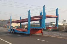 广大鸿远13.8米14吨2轴车辆运输半挂车(GHY9231TCL)