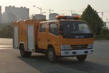 东风多利卡双排救险车