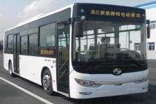 10米|16-33座龙江纯电动城市客车(LJK6100PBABEV1)