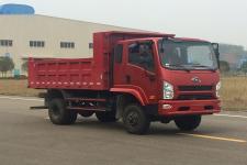 南骏牌NJA2040EPE31V型越野自卸汽车