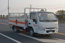 跃进小福星柴油版国五3米5气瓶运输车