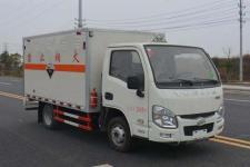 JHW5031XFWS腐蚀性物品厢式运输车