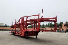 吉悦13.8米17.8吨2轴乘用车辆运输半挂车(SPC9250TCC)