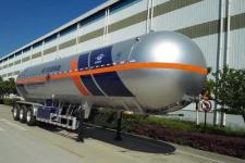 宏图13.7米26.3吨3轴液化气体运输半挂车(HT9409GYQA13)