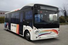 8.3米|14-23座海格纯电动低入口城市客车(KLQ6832GEVN1)