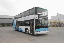 10.8米|30-61座亚星纯电动双层城市客车(JS6111SHBEV)