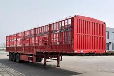 汇多通12米33.4吨3轴仓栅式运输半挂车(TJH9400CCYE)