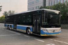 13.7米|24-45座福田插电式混合动力城市客车(BJ6140SHEVCA)