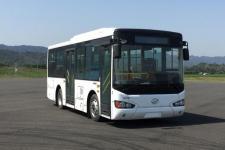 8.5米|16-31座海格纯电动城市客车(KLQ6850GEVN10)
