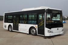 8.1米 15-29座申龙纯电动城市客车(SLK6819UBEVW21)