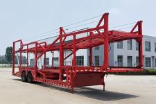 鲁襄13.8米16.8吨2轴车辆运输半挂车(THC9252TCL)