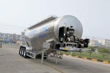 万事达10.3米33.8吨3轴下灰半挂车(SDW9409GXHA)