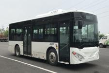 8.5米|16-29座华中纯电动城市客车(WH6850GBEV)