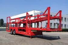鸿宇达13.8米17吨2轴车辆运输半挂车(WMH9250TCLD)