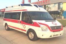 福特新世代长轴救护车