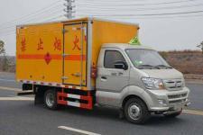 易燃液体箱式运输车厂家直销价格最便宜