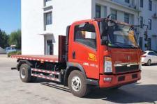 山通单桥平板自卸车国五131马力(SGT3040Z)