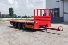 迅驰10.2米16.5吨3轴中置轴挂车(PXC9210)